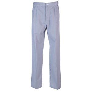 Pantalon de cuisine mixte Alize P/C Robur