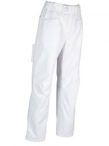 Pantalon de cuisine mixte Arenal P/C Robur