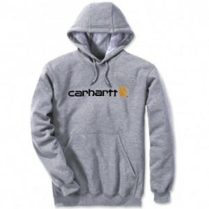 Sweat capuche 100074 Signature Logo Hooded Carhartt