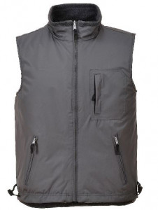 Gilet bodywarmer RS réversible Gris PORTWEST