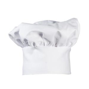 Toque de cuisine Albertville 100% coton Robur