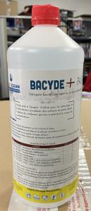 Décontaminant surfaces virucide bouteille 1L